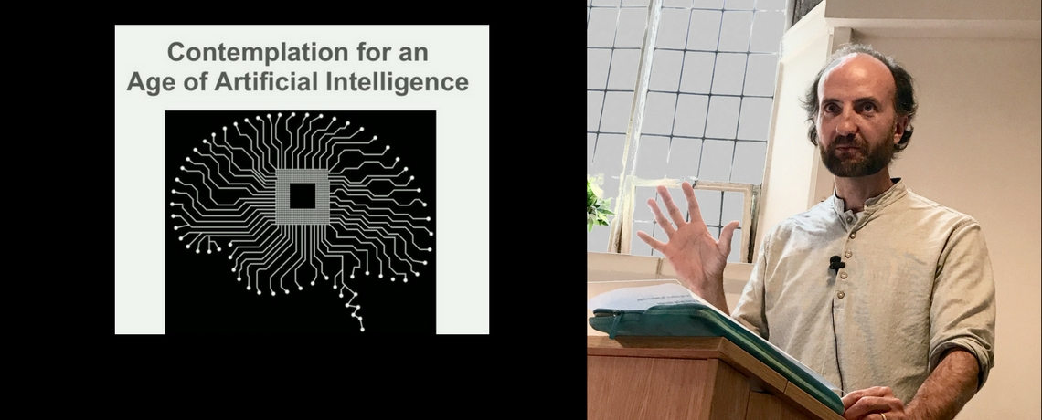 Contemplation for an Age of Artificial Intelligence at the Meditatio Centre