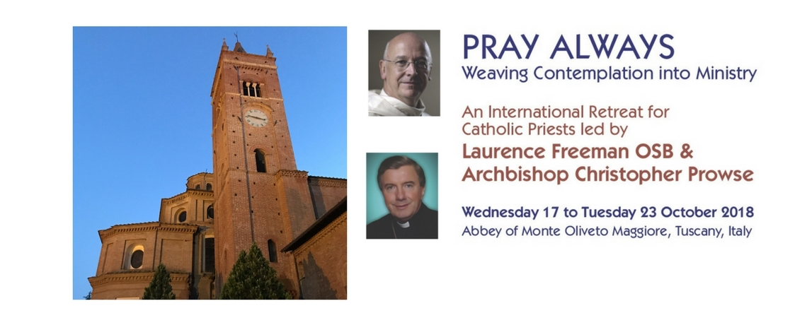Pray Always: Weaving Contemplation into Ministry