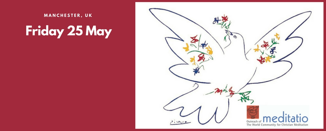 Interfaith Meditation For Peace: A day to celebrate unity and pray for peace