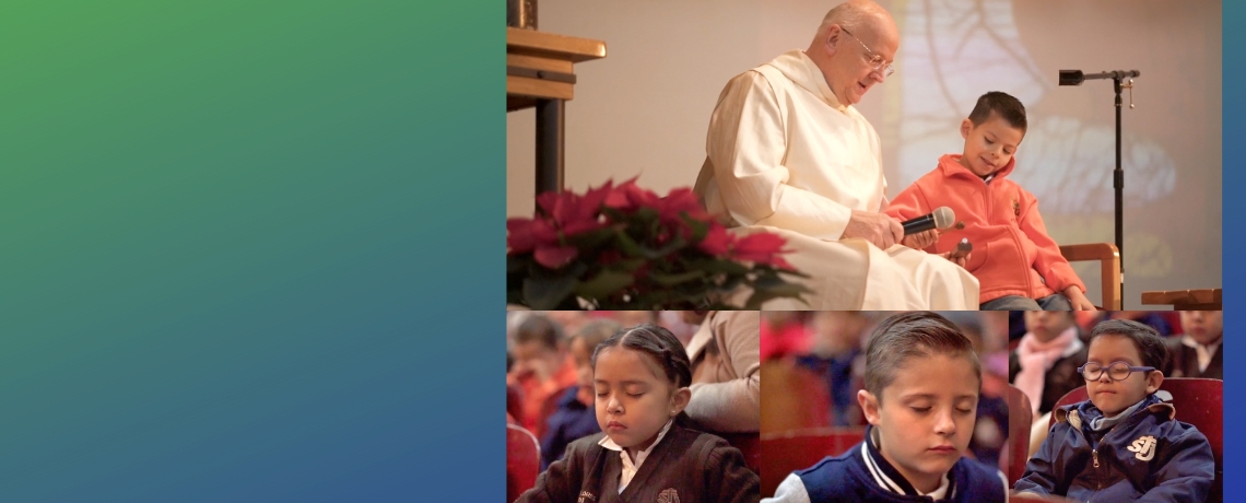 New video on Meditation with Children in Mexico
