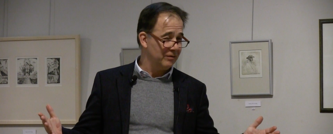 Video: Watch the talk on Leadership & Contemplation with Sean Hagan
