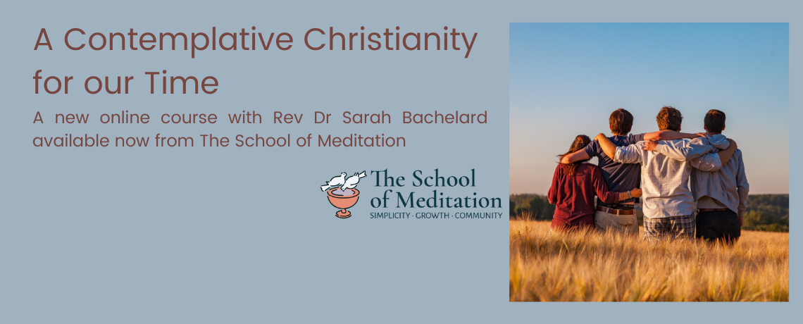 A Contemplative Christianity for our Time